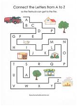 Firetruck Maze