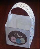 printable easter basket craft