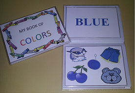Fun Printables - A Color Learning Book