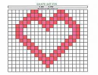 graph art heart