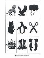 black color match game cards
