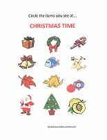 christmas activity for preschoolers