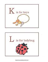 K and L flashcards