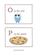 O and P flashcards