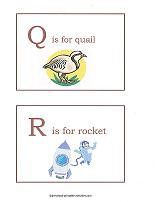Q and R flashcards