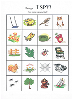 printable I-Spy game
