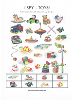 The rest of the printables are tabletop activities. Find each of the ...