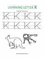 math worksheet : alphabet worksheets : Letter K Worksheets For Kindergarten