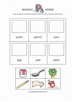 cut and paste printables