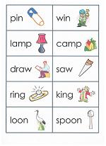 Rhyming Worksheets - View Free Printable Rhyming Worksheets For Kindergarten Background