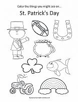 picture relating to St Patrick Day Printable Activities known as Printables for Youngsters