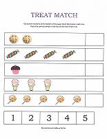 candy counting worksheet