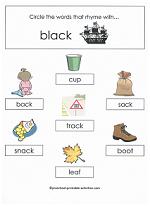 word families worksheets. Black Bedroom Furniture Sets. Home Design Ideas