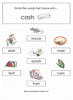 ash family worksheet