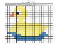 graph art duck