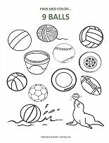 count and color balls