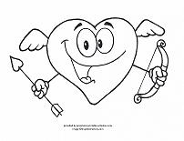 heart cupid