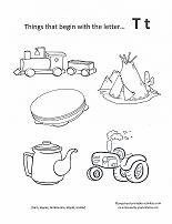 52 FREE Alphabet Coloring Pages {Trace & Color} | 202x155