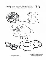 Coloring Pages Letter A Free Farm Alphabet Abc Coloring Page