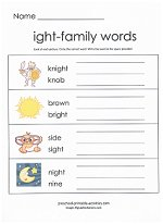 Worksheets Ight Words Worksheet ight words worksheet sharebrowse delibertad