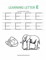 name tracer worksheets