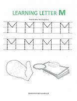 Alphabet worksheets letter m worksheet ibookread Read Online
