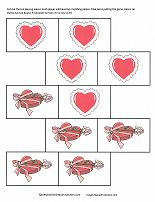 printable valentines day game