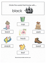 ack family worksheet