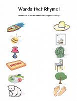 math worksheet : rhyming worksheets : Rhyming Worksheets For Kindergarten