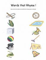 math worksheet : rhyming worksheets : Kindergarten Rhyming Worksheets Free